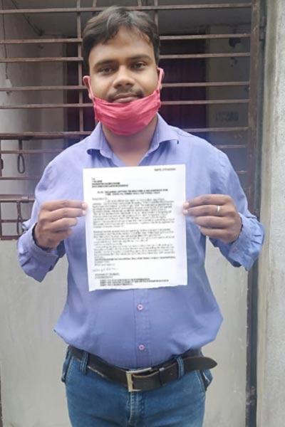 Chiranjit Dhibar
