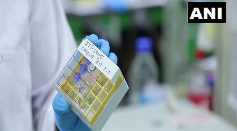 IIT Delhi makes affordable corona test kit, gets ICMR nod