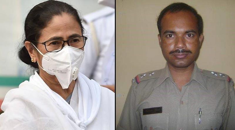 CM Mamata Banerjee calls injured OC of Asansol for Health