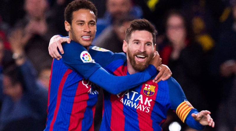 Mazinho thinks Neymar can be the substitute of Messi
