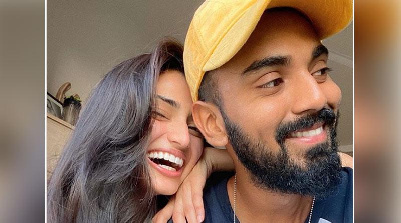 Athiya Shetty wishes her boyfriend KL Rahul on his Birthday
