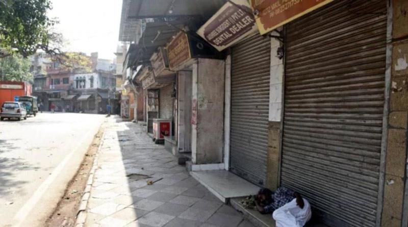 Lockdown in Delhi is extended by one week to break the chain of Coronavirus | Sangbad Pratidin