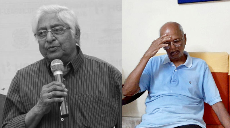 Breaking: Tulsidas Barlam walking through the down memory lane of Chuni Goswami
