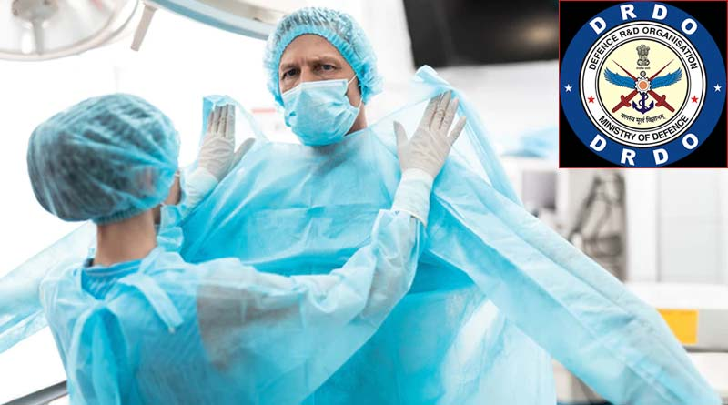 DRDO is preparing special suit health workers amid Corona situation