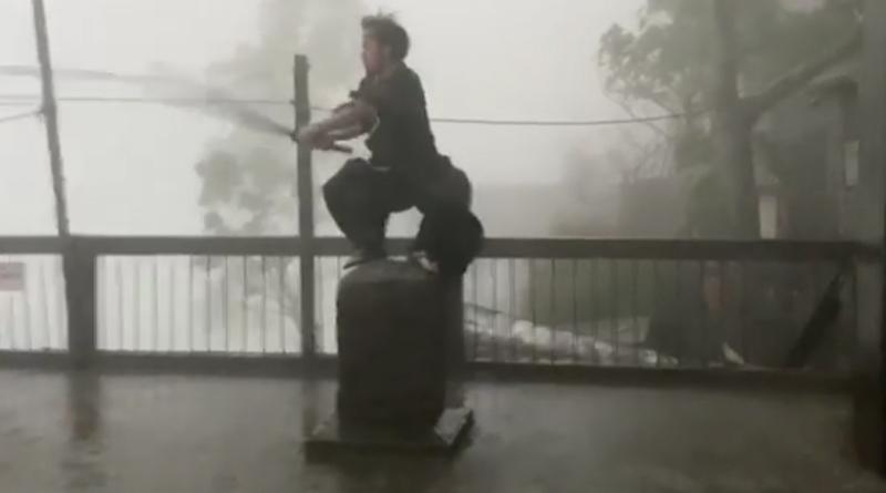 Mizoram's storm dancer sheds MJ's groove for some samurai action