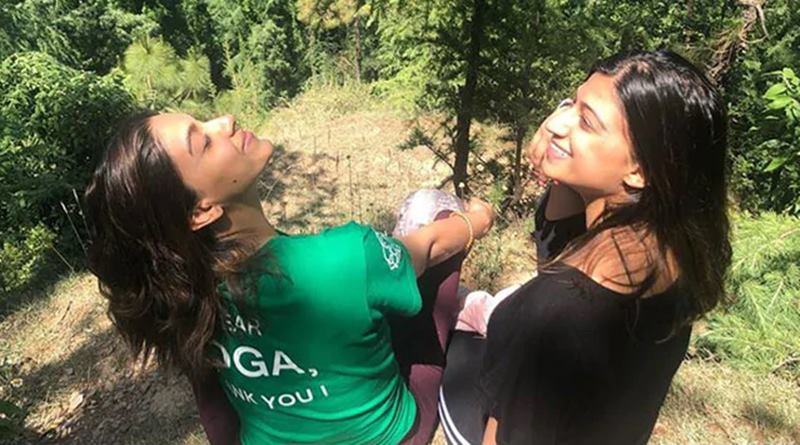 Karim Morani's daughters Zoa and Shaza discharged from hospital