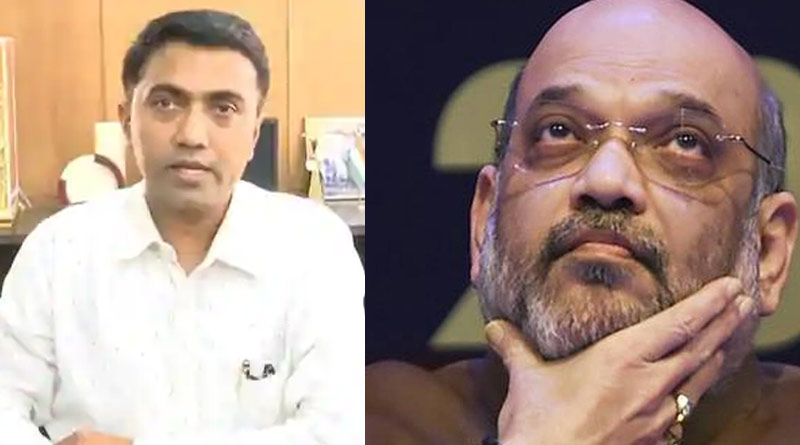 Goa CM Pramod Sawant appeals not to withdraw lockdown right now to Amit Shah