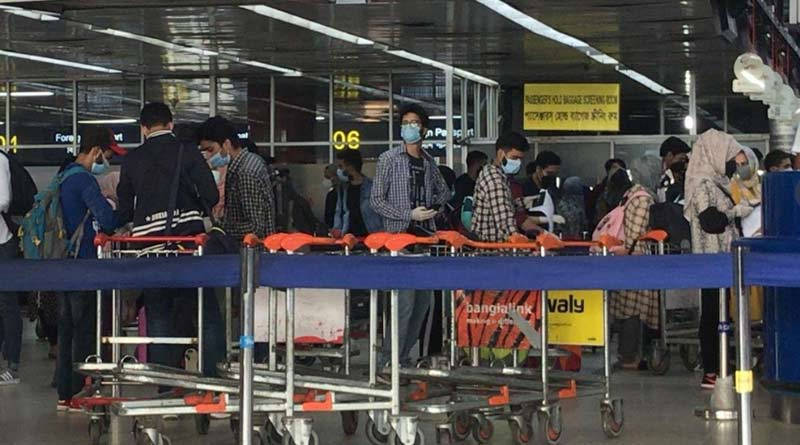 Indians stranded in Bangladesh are returning home by 'Vande Bharat Mission'