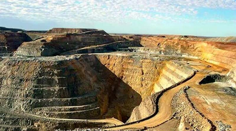 Coronavirus outbreak in South African city Johannesburg closes the deepest gold mine