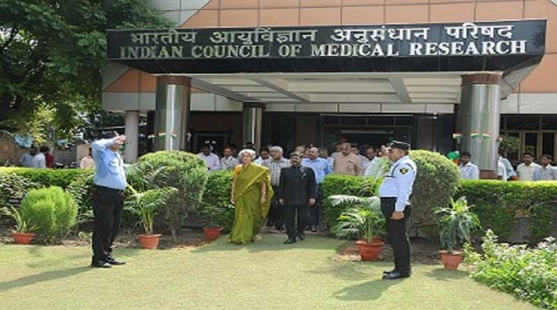 Expert team from ICMR will visit into two COVID hospitals in West Bengal