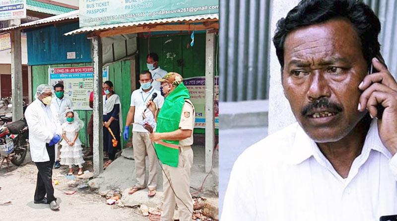 Padmashree Karimul Haq awarness campaign against COVID-19