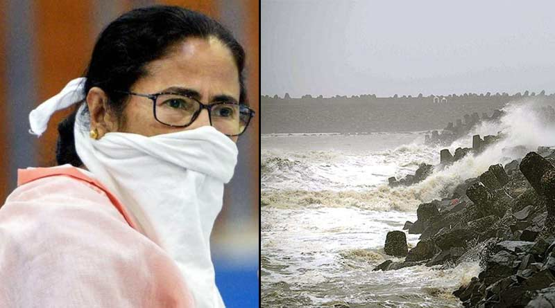 Cyclone Yaas: CM Mamata Banerjee warns that Yaas will be stronger than Amphan | Sangbad Pratidin