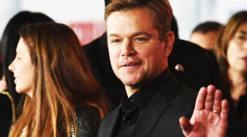 Matt Damon says his daughter Alexis had coronavirus