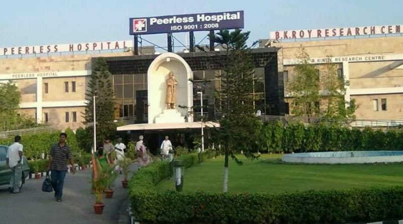 Peerless hospital will admit no patient till further notice