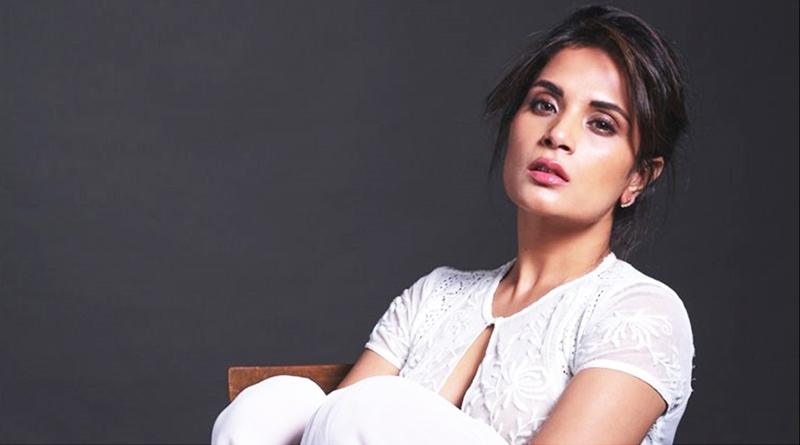 Actress Richa Chadha campaigns against rising domestic violence