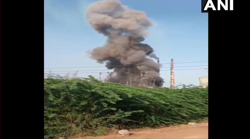 TamilNadu Govt owned plant blast, 8 workers injured