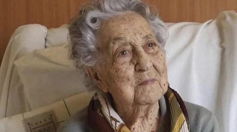 113-Year-Old Woman beats coronavirus in Spain