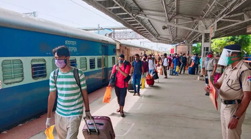Long distance trains may cancel after announcing restriction in West Bengal| Sangbad Pratidin