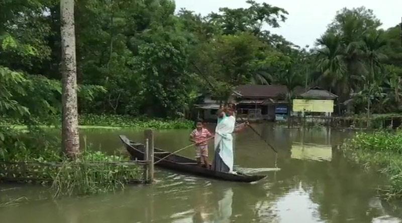 Assam floods: 20 dead, 9.26 lakh people in 2,071 villages affected