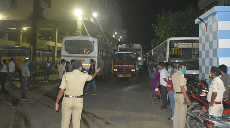 West Bengal Govt. takes strict action over bus problem from now