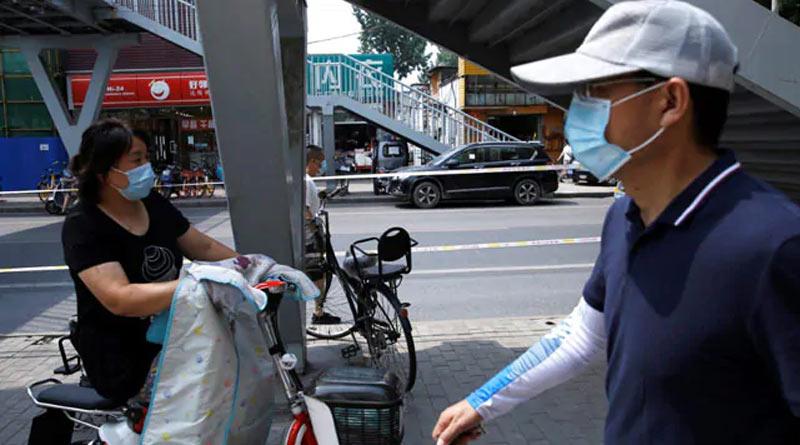 Half A Million In Lockdown As Beijing Fights New Virus Cluster
