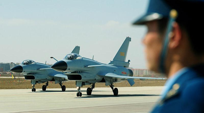 Two Chinese warplanes enter Taiwan's air defence zone | Sangbad Pratidin