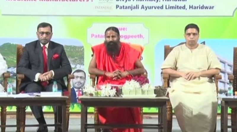 Patanjali got permission to sell Coronil as immunity booster
