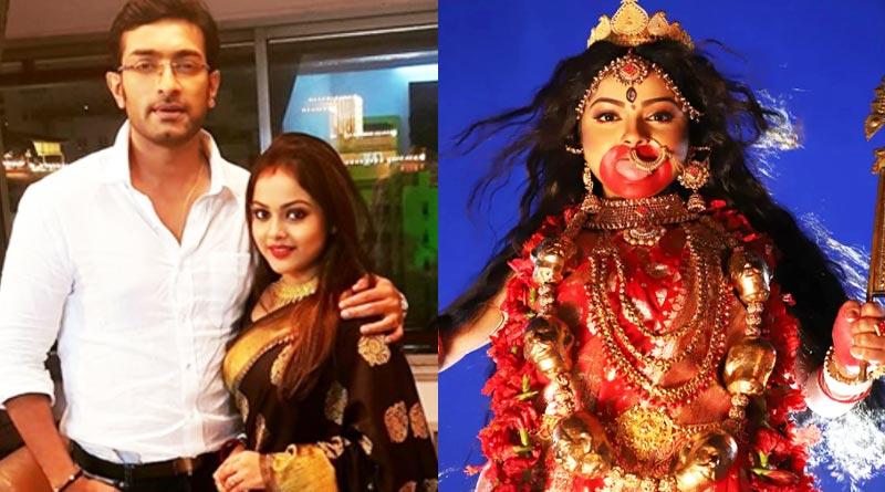 As shooting begins actor Jeetu Kamal is worried for wife Nabanita Das