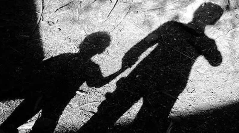 A boy allegedly kidnapped in Rajabagan । Sangbad Pratidin