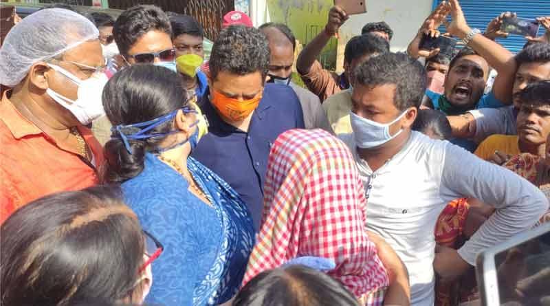 Woman dies saving daughter's dignity, BJP blames TMC leader