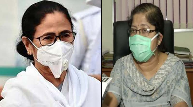 Mamata sends flower bokeh to NICED Director Shanta Dutta