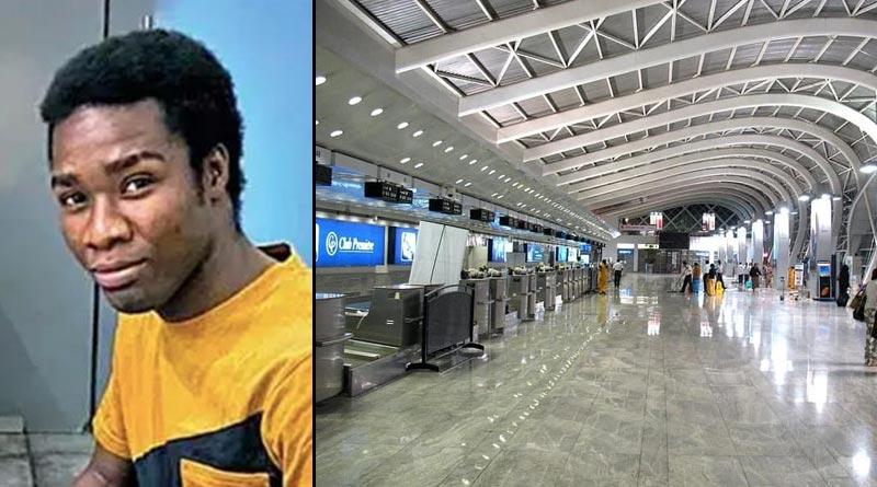 Ghanian Footballer stranded for 74 days due to lockdown at Mumbai International Airport