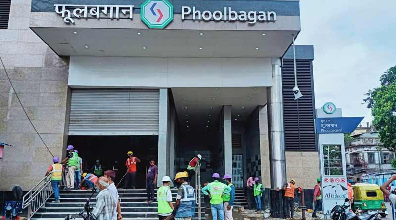 Breaking: After visits of CRS East west Phoolbagan metro gets nod