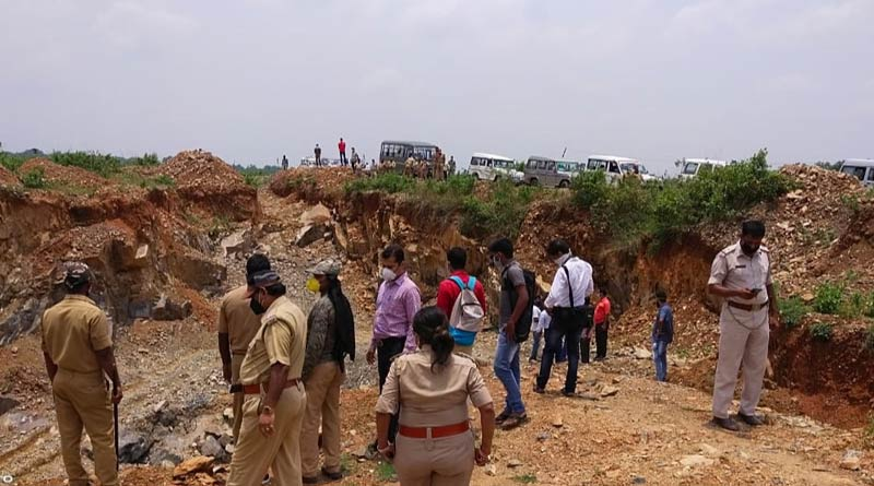 Purulia administration launches drive against stone mafias from today