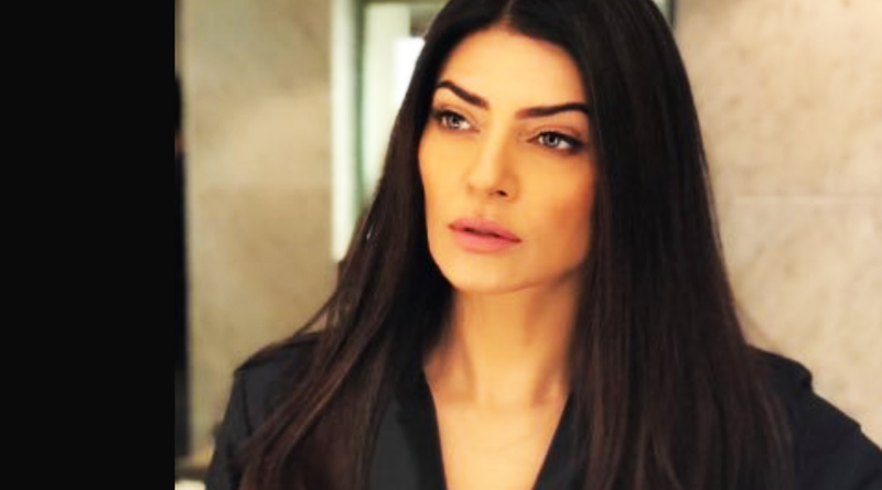 Actress Sushmita Sen opens up on Bollywood's nepotism issue