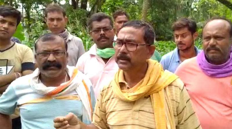 Some important things theft from MLA Tapas Saha's home