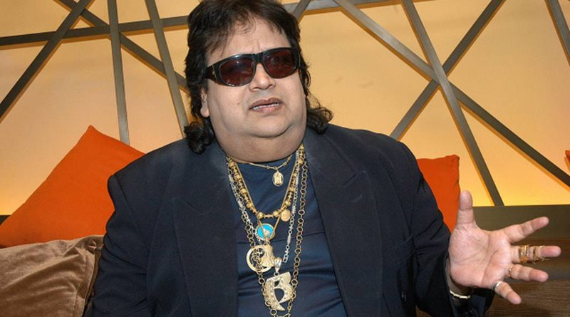 Musician singer Bappi Lahiri has lost his voice due to ill-health