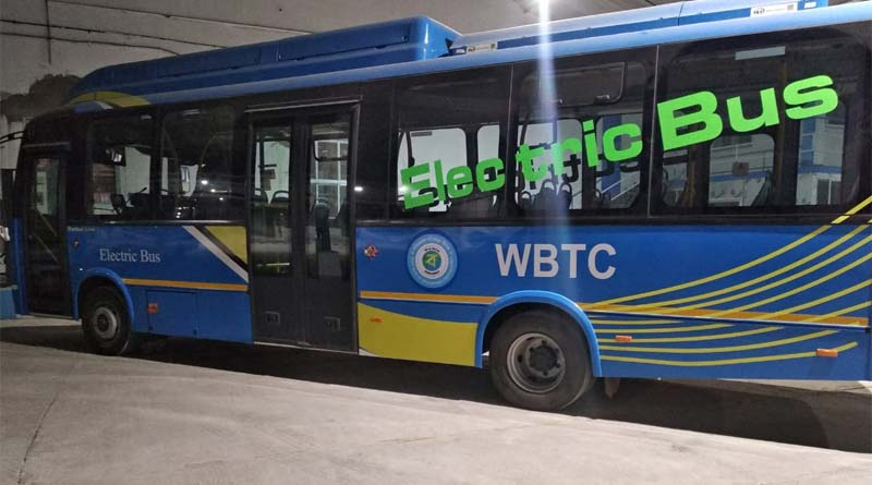 Kolkata to get a thousand e-buses to contain pollution | Sangbad Pratidin