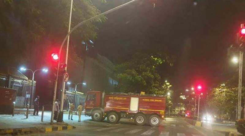 Mumbai fire department confirms that there is no gas leakage