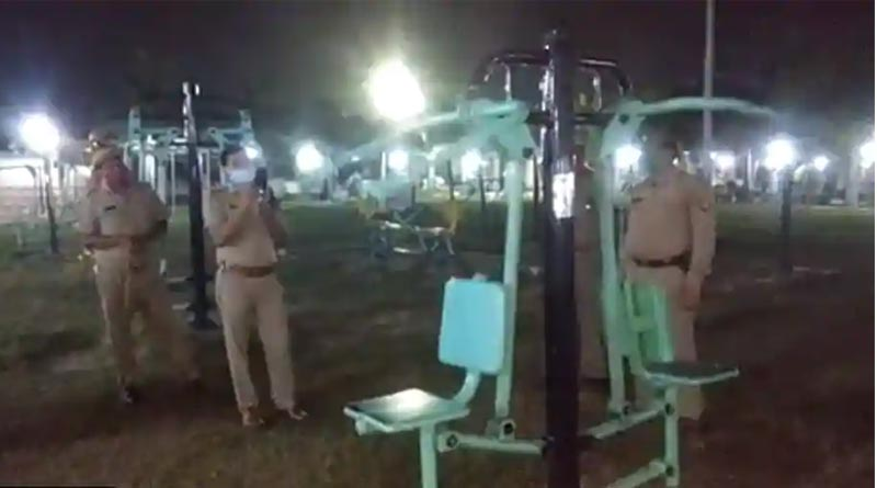 Ghost rumore in Jhansi, police searching for the truth