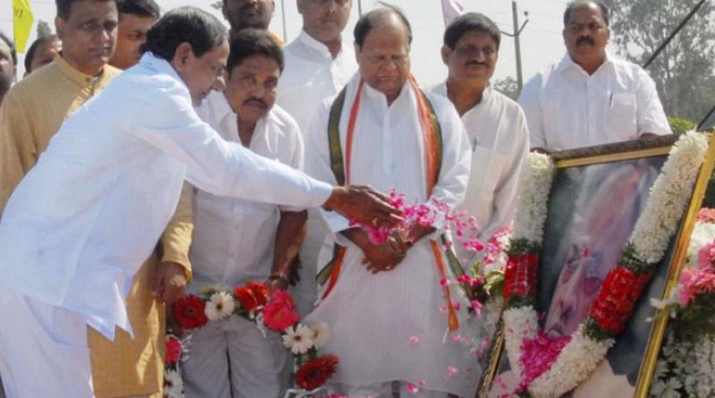 KCR to lead delegation to Modi seeking Bharat Ratna for Narasimha Rao