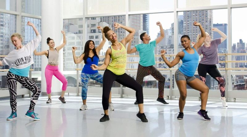 zumba dance 1