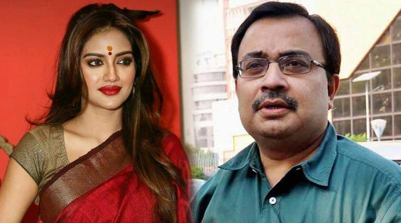 Kunal Ghosh and Nusrat Jahan is now Trinamool Congress's Spokesperson