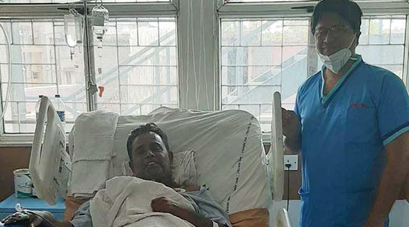 Katwa Man suffering Rarest of rare disease saved by Doctor