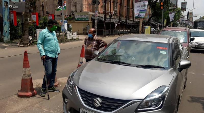 Some people in Burdwan break lockdown, giving funny excuses