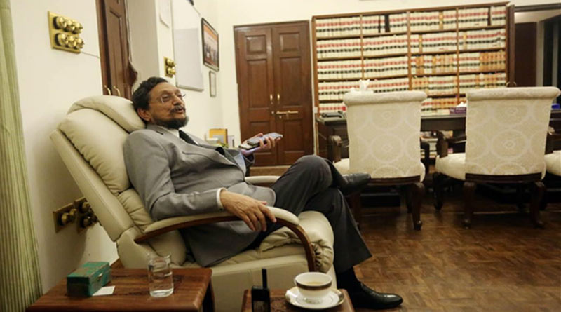 Two bunglows of CJI SA Bobde joined together to have more space