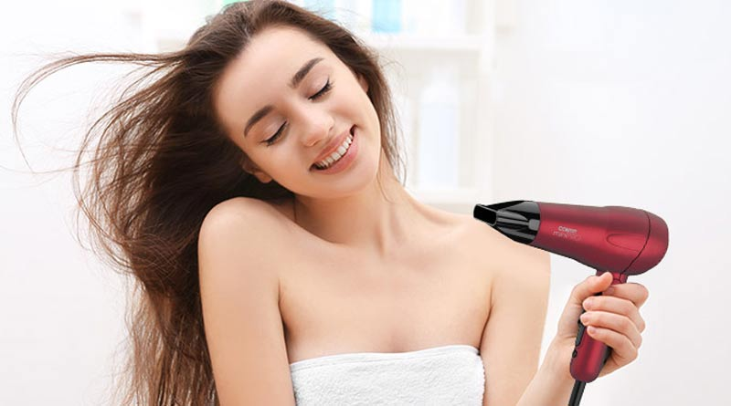Here are some most important uses of your hair dryer