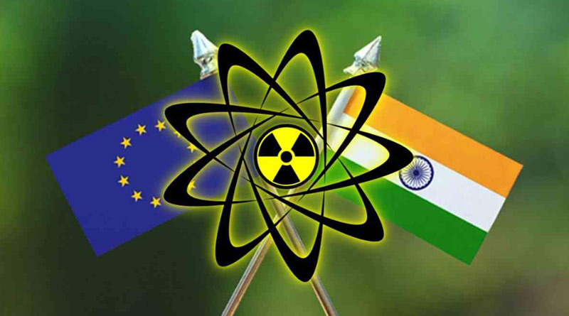 India, EU sign civil nuclear cooperation agreement