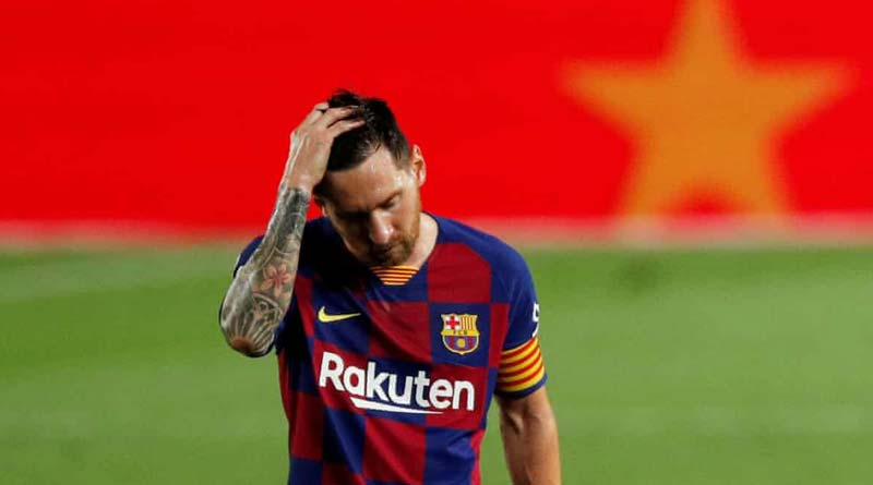 La Liga launches virus probe after Lionel Messi's Barcelona party | Sangbad Pratidin