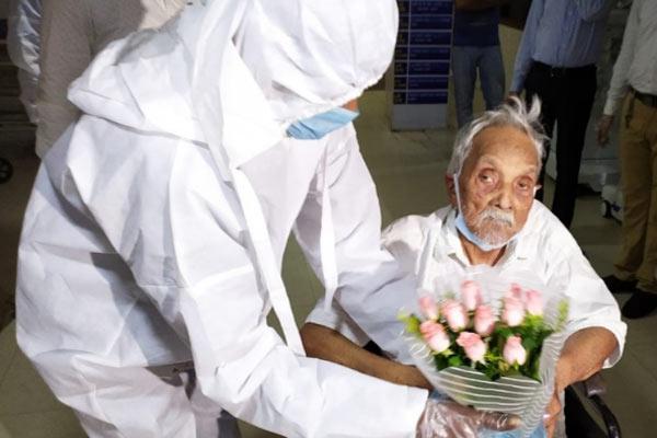 Oldest-COVID-patient